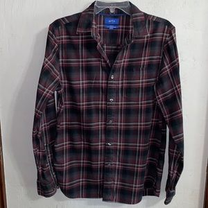 Apt.9 Slim Fit Soft Touch Flannel